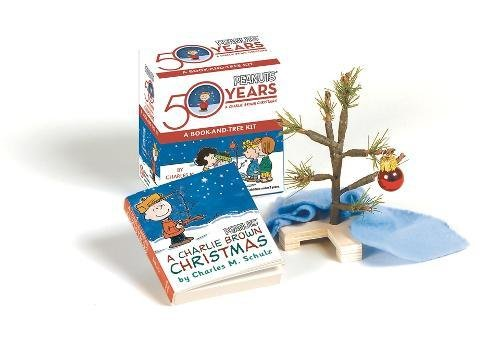 A Charlie Brown Christmas Kit: Book and Tree Kit (Miniature Editions)