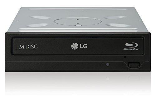 LG Electronics 16X Internal Blu-Ray Burner BD Optical Drive - WH16NS40K