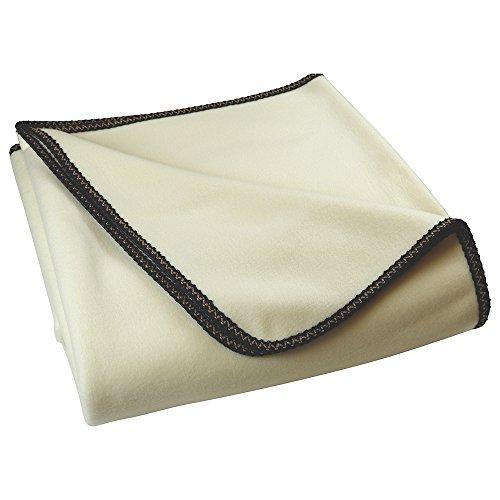 - Sigmatex BK1089045PFIV Polar Fleece Blanket, 100% Polyester, 108