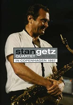 Stan Getz - In Copenhagen 1987 [DVD] [Import]