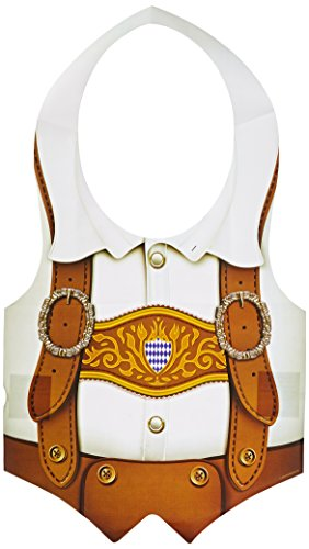 Olympic Themed Costumes - Beistle 66860 Packaged Plastic Oktoberfest