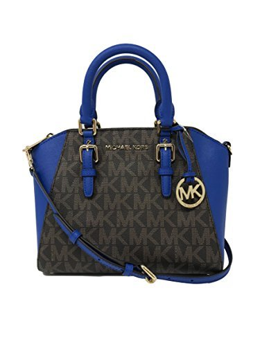 Michael Kors Blue Handbag - 3