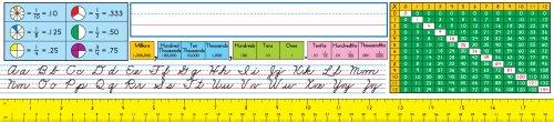 (Carson Dellosa Traditional Cursive Nameplates (2073))