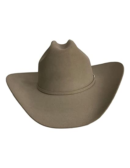Stetson Silver Belly Lariat Felt Western Cowboy Hat at Amazon Men s  Clothing store  e1769e8a83c7