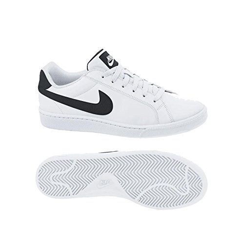 Nike Court Majestic Leather , Zapatillas para hombre, color blanco / negro, talla 45 Amazon.es Zapatos y complementos
