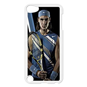 Ipod Touch 5 Phone Case Spanish Professional Tennis Player Rafael Nadal SMB029058820