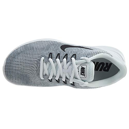 Femme Running 2018 Flex NIKE Compétition Black White RN de Chaussures Grey 100 Cool Multicolore WMNS 8FggqxY