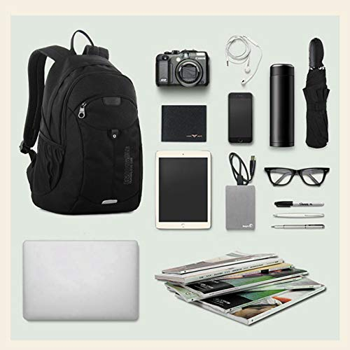 Laptop Mochila Hombres Hombre g Hombro Gran E Niñas Jybag Mujeres Impermeable Viajes Capacidad Para Ocio Campus Estudiantes RwxP7qY8