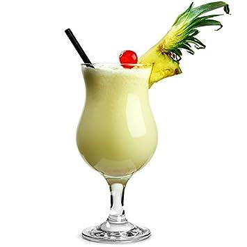 Pina colada cocktail  Pina Colada Cocktail Glass 13oz / 375ml | Poco Grande Glass ...
