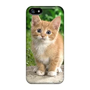 Iphone 5/5s Cute Kitten Tpu Silicone Gel Case Cover. Fits Iphone 5/5s
