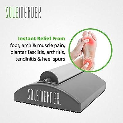 Solemender Foot Massager - Plantar Fasciitis Arch Roller