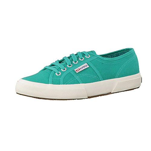 Superga 2750 Cotu Classic S000010, Zapatillas Unisex Adulto Verde (Columbia Green)