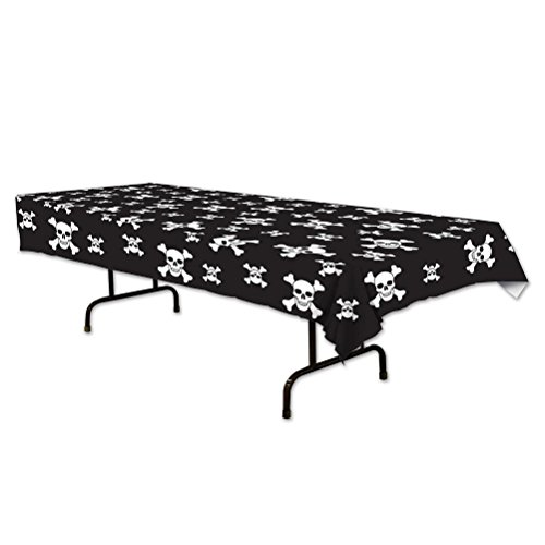 Pirate Party Table Cover (Pirate Table Cover (Pack of 3))