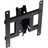 Sanus Tilt TV Wall Mount for 13-32 LED, LCD and Plasma Flat Screen TVs and Monitors - MST16B-B1