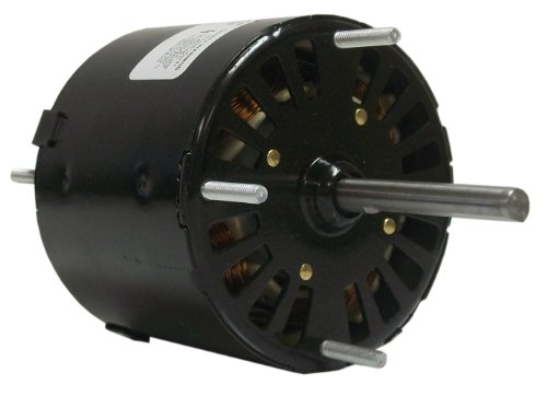 Fasco D514 3.3-Inch General Purpose Motor, 1/30 HP, 115 Volts, 1500 RPM, 1 Speed, 1.3 Amps, OAO Enclosure, CWSE Rotation, Sleeve Bearing