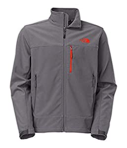 The North Face Apex Bionic Jacket - Men's Vanadis Grey/Vanadis Grey Medium from The North Face