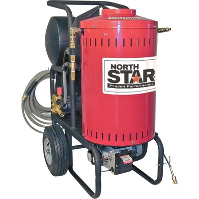 pressure washer steamer - 9