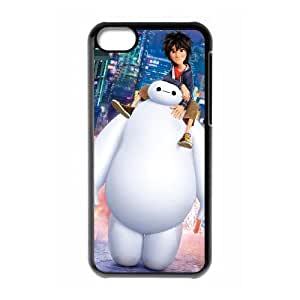 Big Hero 6 iPhone 5c Cell Phone Case Black Phone cover V92796609