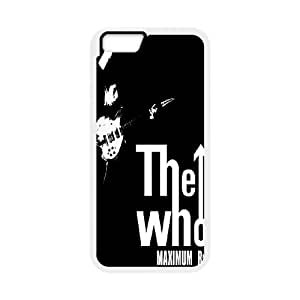 High Quality Phone Case For Apple Iphone 6 Plus 5.5 inch screen Cases -THE WHO Music Band-LiuWeiTing Store Case 18