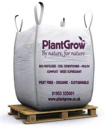 PlantGrow Award-Winning Premium Natural Fertiliser /& Soil Conditioner 900 Litre
