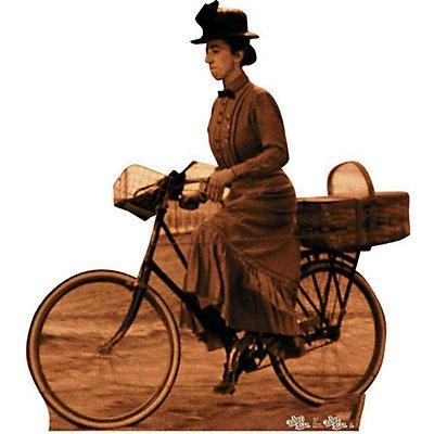 Miss Gulch On Bike - Wizard Of Oz -