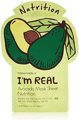 Tony Moly I'm Real Sheet Mask