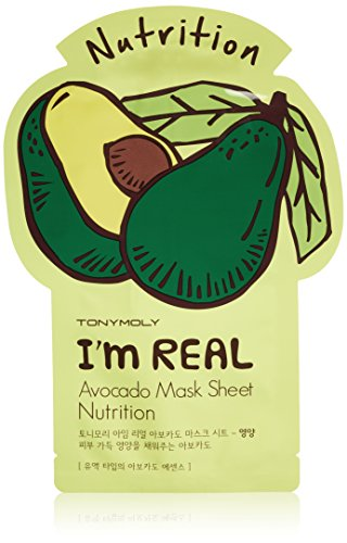 TONYMOLY I'm Real Avocado Nutrition Mask Sheet ()