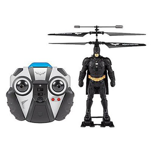 World Tech Toys Batman IR Helicopter