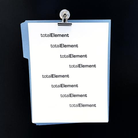 totalElement 1.5 Inch Large Magnetic Bulldog Clip, Office/Refrigerator Ferrite Magnet (24 Pack) by totalElement (Image #2)