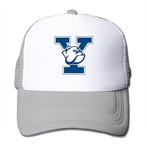 1fb3daafecd ACMIRAN Yale University Bulldogs Adjustable Trucker Hat One Size Ash