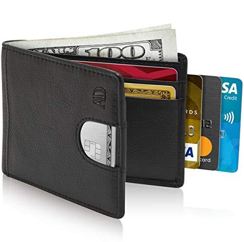Bifold Wallets Men Slim Wallet