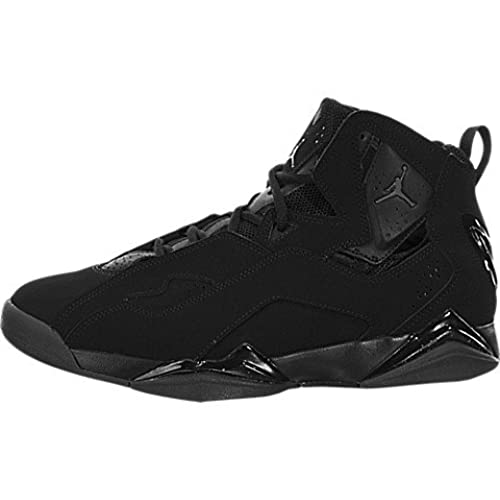 Nike Jordan Mens Jordan True Flight Black/Dark Grey Basketball Shoe 13 Men  US