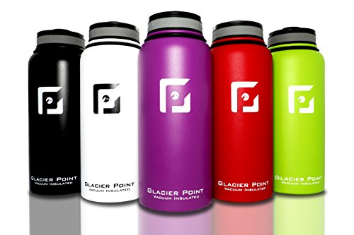068f9a94bf Best Vacuum Insulated Stainless Steel Water Bottle (32 OZ). Double Walled  Construction.