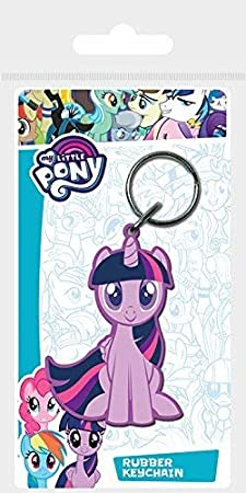 Amazon.com: My Little Pony – Flat 2d Llavero/Llavero ...