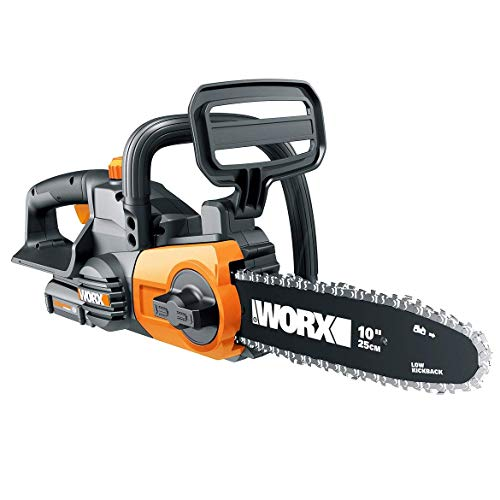 Worx WG322 20V Cordless Chainsaw with ()