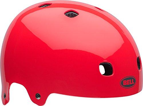 Bell Segment Junior Bike Helmet - Infrared Small