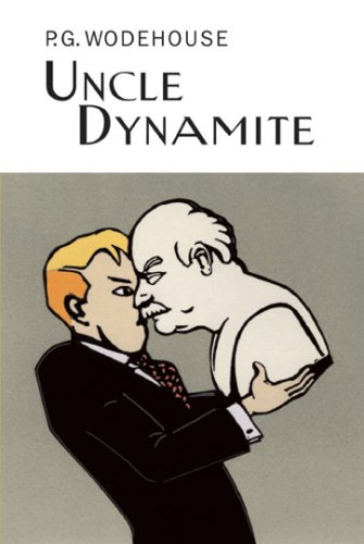 Book cover for Uncle Dynamite