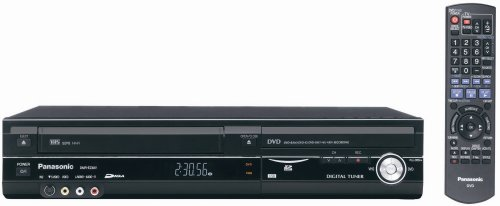 Panasonic DMR EZ48VP K Upconverting Recorder Discontinued