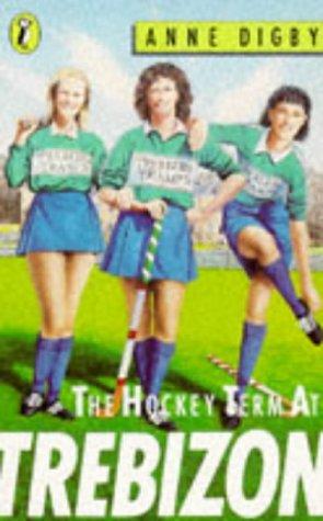 book cover of The Hockey Term at Trebizon