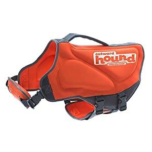 Outward Hound Dawson Dog Life Jacket 10