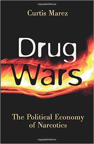 Drug Wars: Curtis Marez: 9780816640607: Amazon.com: Books