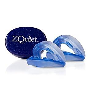 Set ZQuiet – 2 Orthèses Anti-Ronflement (Avancée de 2 mm et 6 mm) – Efficace Contre Les Ronflements (SomniShop Set)