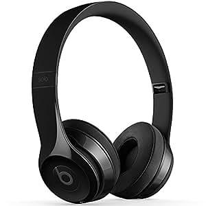 Beats Solo3 Wireless On-Ear Headphone - Black Gloss
