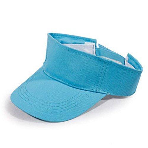 EBRICKON Adult Men Women Unisex Open Top Baseball Hats, Viso