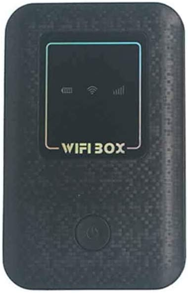 4G Mobile Wi-Fi Hotspot,Network Portable Hotspot WiFi Box 150Mbps Wireless,High-Speed Surfing 108mm64mm15
