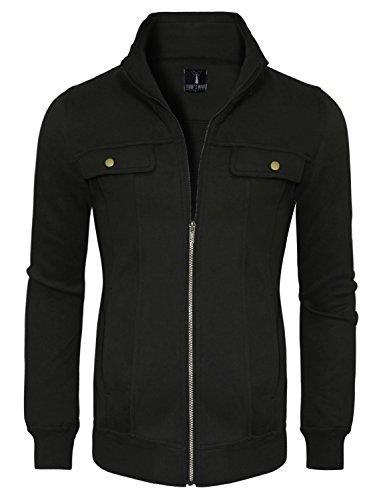 Toms Ware Zip Up Pockets Jacket