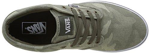 Uomo Ivy Verde Vans Camo Atwood Khaki Sneaker 1qEESwzx6