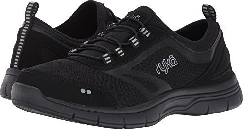 Ryka Women's Divya Black/Black 11 B US