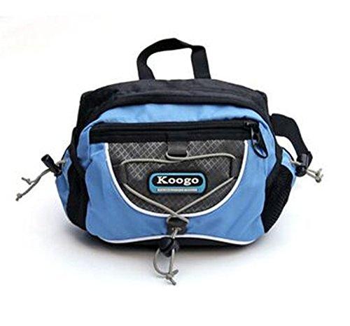 Limit Outdoor Bewegung Taschen Casual Damen und Herren Taschen Tourismus Taschen blau