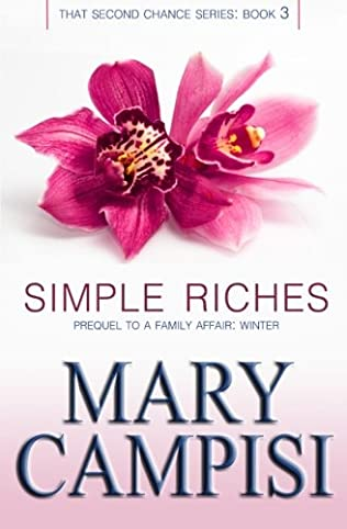 book cover of Simple Riches